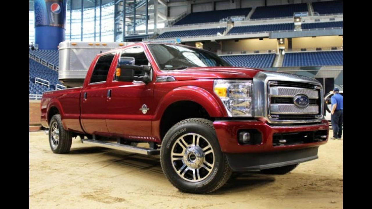 Ford ultrapassa 2 milhões de unidades vendidas nos EUA - Focus segue como o mais vendido do mundo