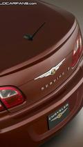 All-new 2008 Chrysler Sebring Convertible Unveiled