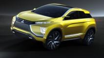 Mitsubishi antecipa nova geração do ASX com conceito eX em Tóquio