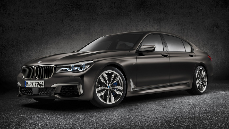 BMW prices 12-cylinder M760i xDrive from $153,800