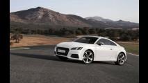 Novo Audi TT recebe quatro estrelas em teste do Euro NCAP