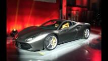 Ferrari vai lançar versão Spider da 488 GTB em setembro