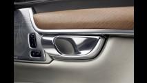 Este é o novo Volvo S90, sedã de luxo sueco com 400 cv - veja fotos