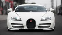 Last Bugatti Veyron Super Sport Coupe Auction