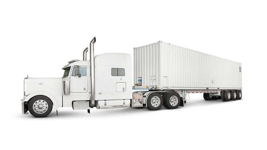 Amazon announces AWS Snowmobile, a giant hard drive on wheels