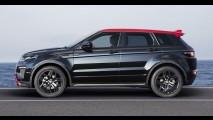Range Rover Evoque ganha série Ember Edition com detalhes exclusivos