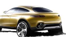 Mercedes-Benz Concept GLC Coupe