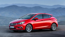2016 Opel Astra first official images hit the web