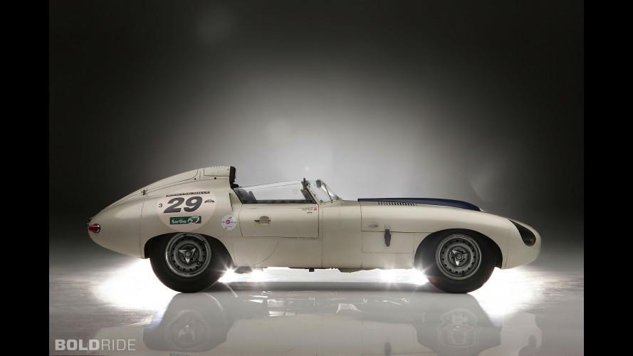 Jaguar E-Type Prototype E2A