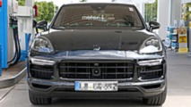 2020 Porsche Cayenne Coupe casus fotoğraflar