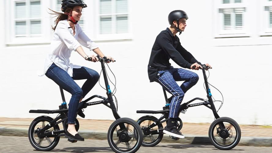 Peugeot's bringing eF01 electric bike to the UK