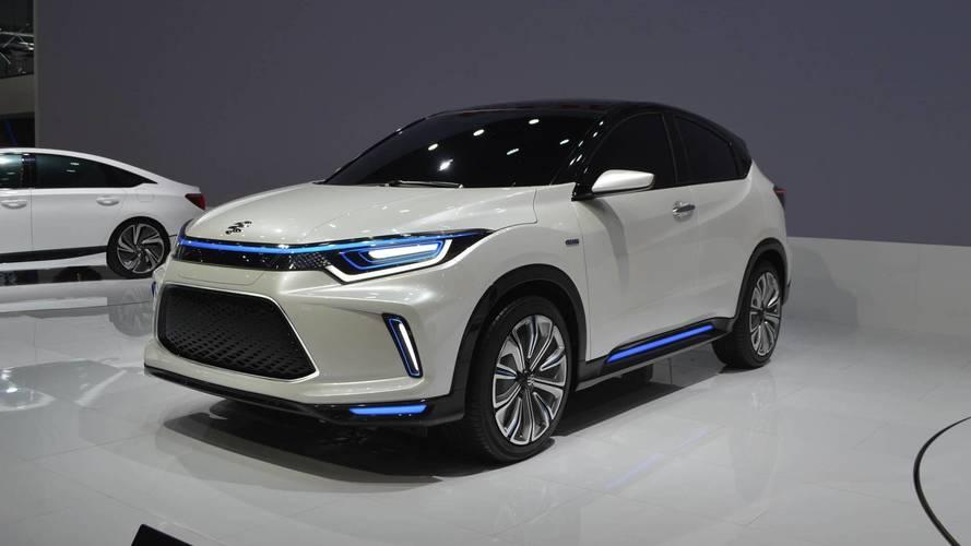 HR-V elétrico? Everus EV antecipa primeiro EV da Honda