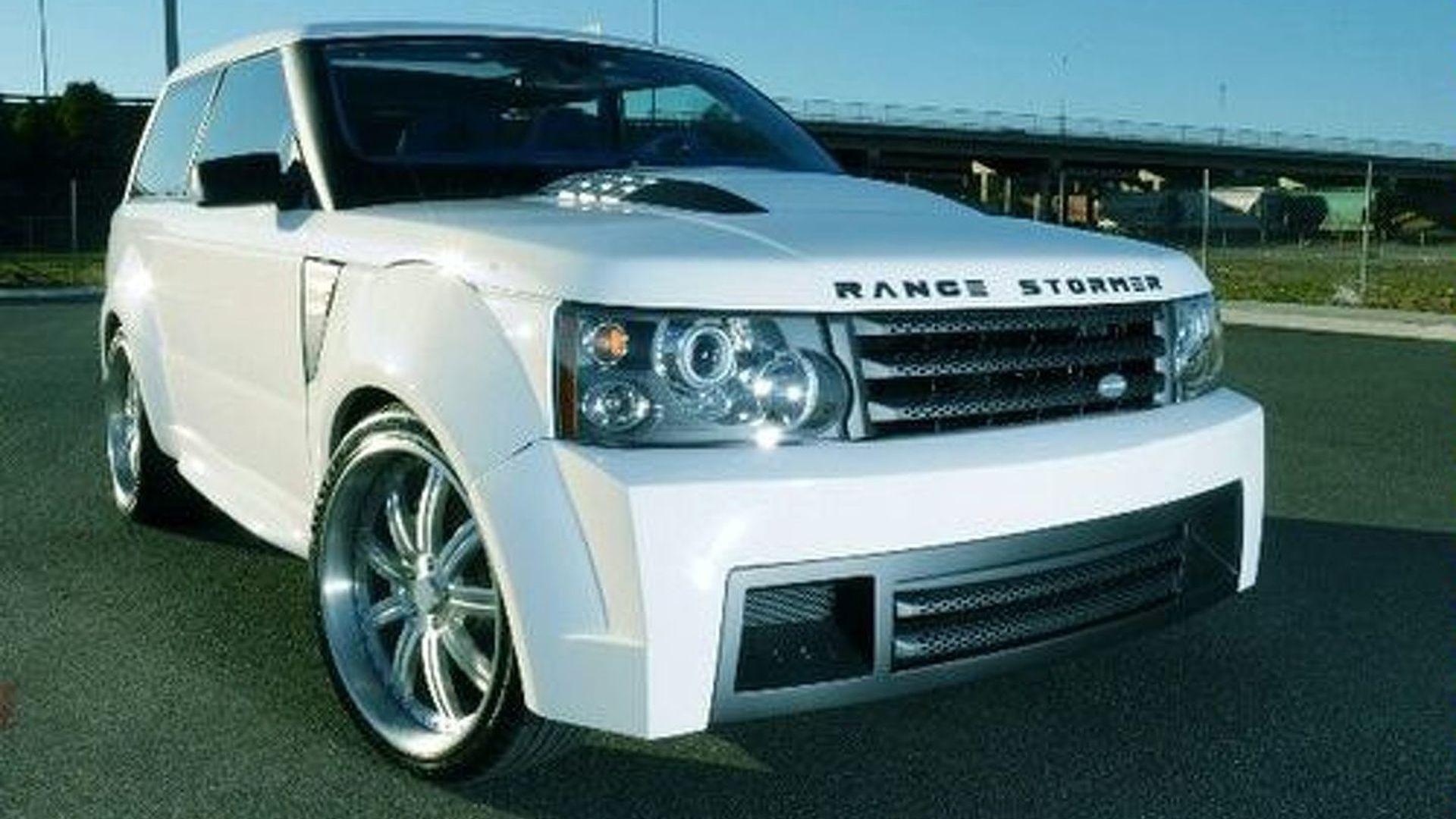 Range Rover Storm For Sale Dubai Has It For US$ 450 000