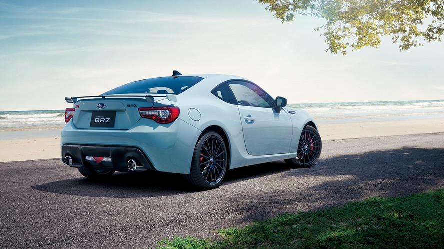 Les Toyota GT86 et Subaru BRZ renouvelés en 2021 ?