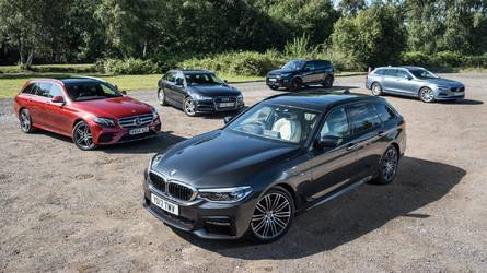 Estate megatest video – four of the best and an SUV wildcard