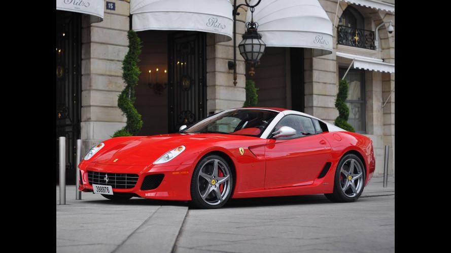 Ferrari SA: dedicata a Sergio e Andrea Pininfarina
