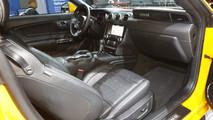 Ford Mustang (Euro-spec) live in Frankfurt