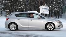 2012 Opel Astra GSI spy photos - 14.2.2011