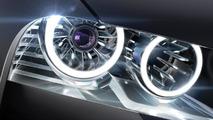 BMW developing laser-based headlights
