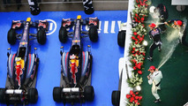Rain Soaked Chinese Grand Prix Historic One-Two Finish - SPOILER