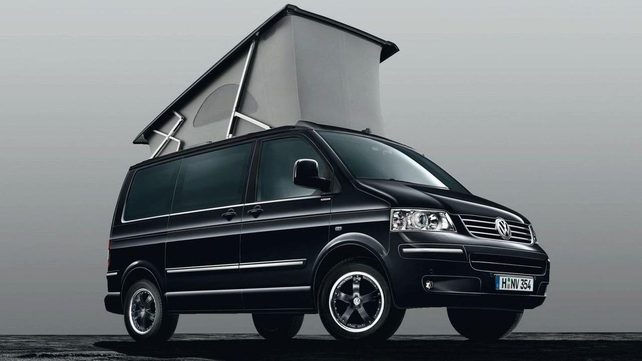 VW California Black Edition