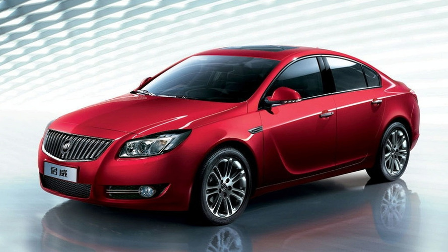 Opel Insignia Confirmed for U.S. as Buick Regal