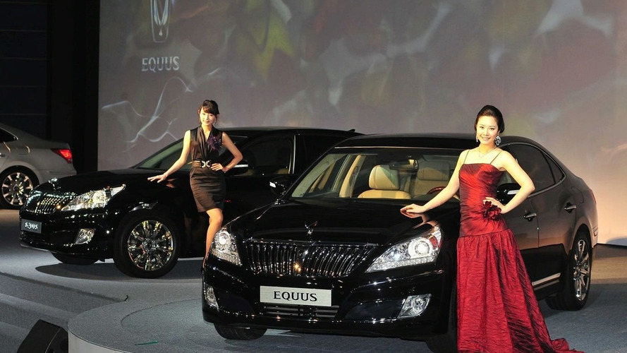 Hyundai Equus First Details Released for Korean Market