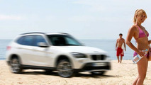 New BMW X1 SUV Teaser Photo Actually Looks Hot!!