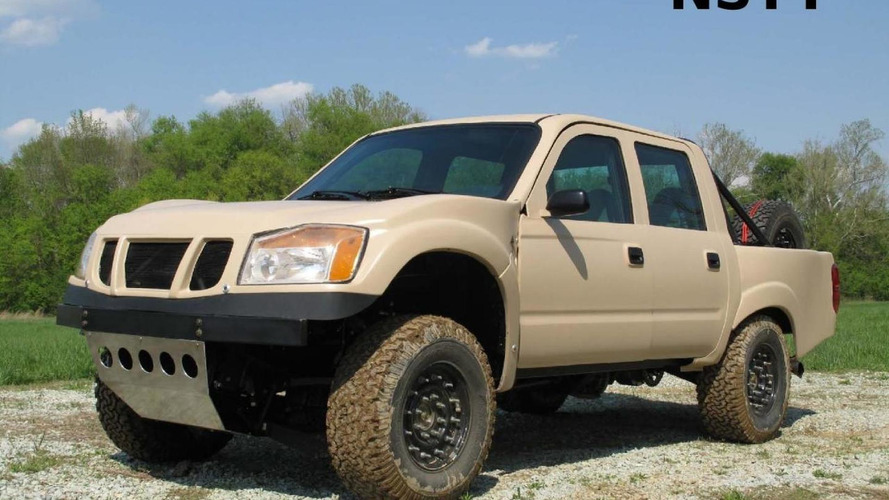 Extreme off-road defense vehicle unveiled by Indigen Armor [Video]