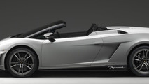 Lamborghini Gallardo LP 570-4 Spyder Performante breaks out early