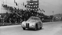 BMW 328 Mille Miglia Kamm Racing Saloon during the 1st Italian Mille Miglia Grand Prix in Brescia, April 28, 1940 (26.04.2010)