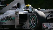 Nico Rosberg (GER), Mercedes GP Petronas, Hungarian Grand Prix, 31.07.2010 Budapest, Hungary