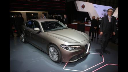 #VoielaGiulia 1: la gamma dell'Alfa Romeo Giulia
