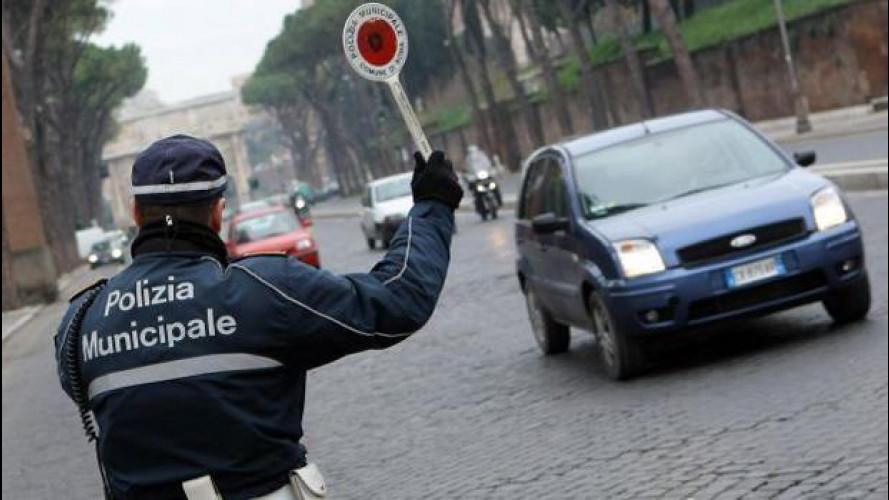 Roma, blocco del traffico: il calendario delle domeniche a piedi