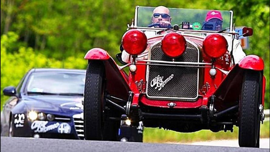 Alfa Romeo, il Museo Storico riapre con Giulia