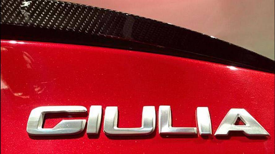 Giulia, la nuova Alfa si doveva chiamare così