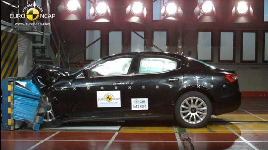 Crash Test: quanto sono sicure le ultime auto testate