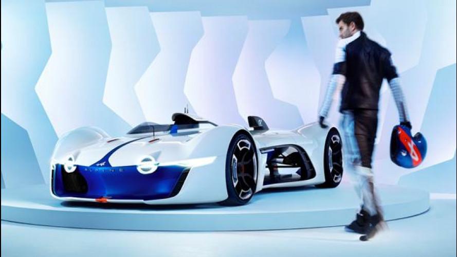 """Gran Turismo 6, la Alpine Vision è diventata """"vera"""" [VIDEO]"""