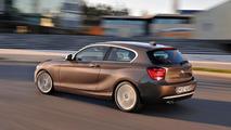 2013 BMW 1-series three-door hatch