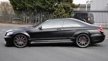Mercedes CL Black Edition by Prior Design 27.2.2012