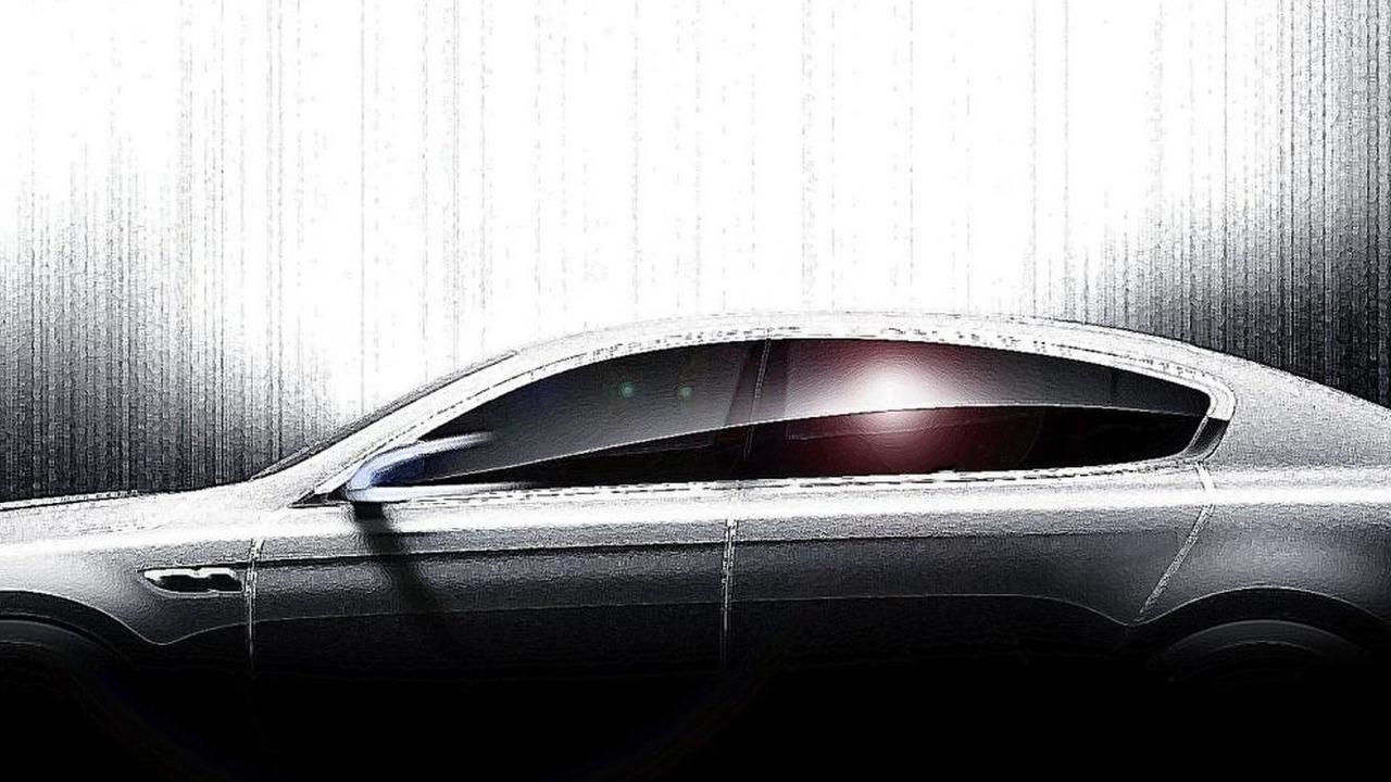 All-new Kia K9 flagship sedan sketch
