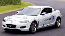 Mazda RX-8 Hydrogen Rotary Engine