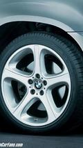 BMW X5 Leichtmetallrad 20' Sternspeiche 87