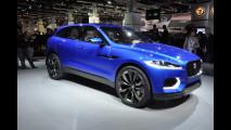 Jaguar C-X17 al Salone di Francoforte 2013