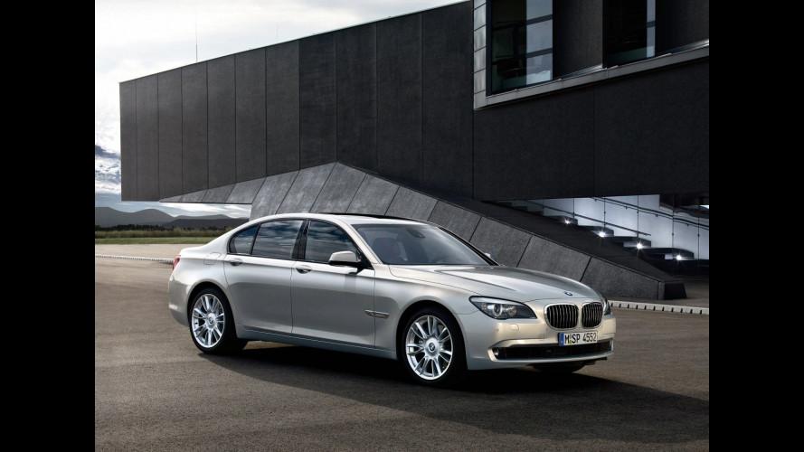 BMW Serie 7 Individual al Salone di Ginevra