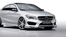 Carlsson tunes the Mercedes CLA-Class for Frankfurt