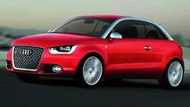 Audi A1 Metroproject Quattro Concept