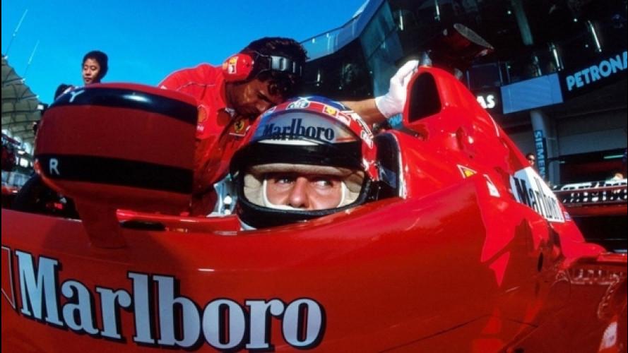 Schumacher, ignoto tenta di vendere una foto per 1 milione di euro
