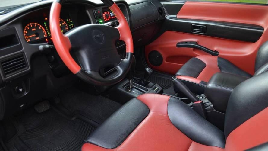 2001 Isuzu Vehicross Ironman Edition For Sale