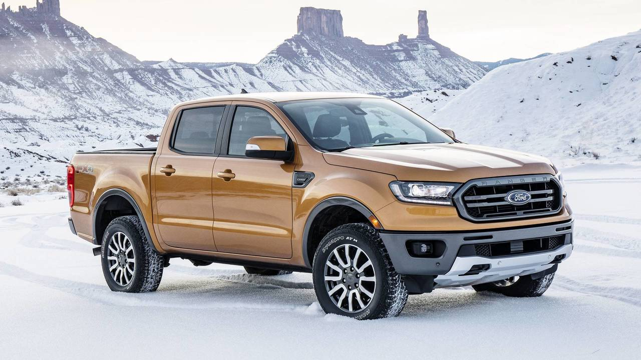 how the ford ranger compares to its midsize truck rivals. Black Bedroom Furniture Sets. Home Design Ideas
